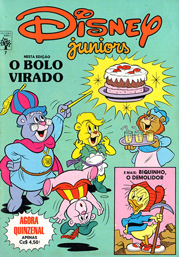 Download de Revista  Disney Juniors - 07