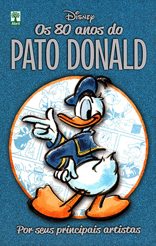 Download de Revista  Disney de Luxo - 03 : Os 80 Anos do Pato Donald