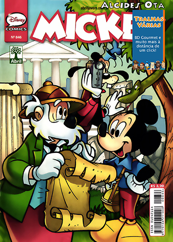 Download de Revista  Mickey - 846