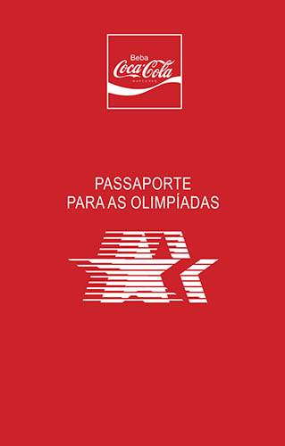 Download de Revista Livro Ilustrado (Coca-Cola) - Passaporte para as Olimpíadas (1984)