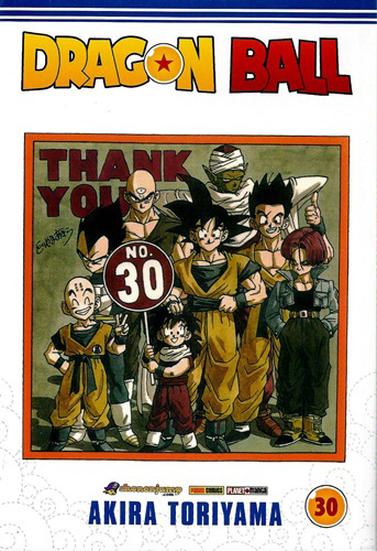Download de Revista  Dragon Ball - 30