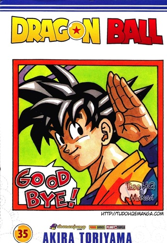 Download de Revista  Dragon Ball - 35