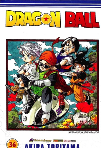 Download de Revista  Dragon Ball - 36
