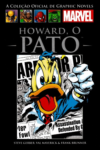 Download de Revista  Marvel Salvat Clássicos - 29 : Howard - O Pato