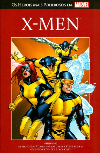 Download de Revista  Os Heróis Mais Poderosos da Marvel 010 - X-Men