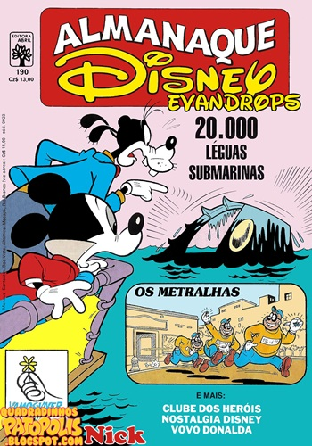 Download de Revista Almanaque Disney - 190