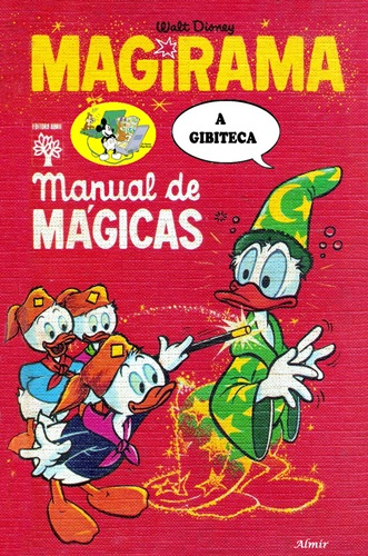 Download de Revista  Manuais (Ed. Abril) - 10 : Magirama - Manual de Mágicas