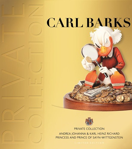 Download de Revista Carl Barks Private Collection - Limited Edition