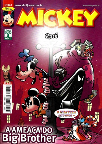 Download de Revista  Mickey - 801