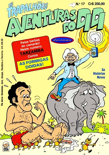 Download de Revista Aventuras do Didi (Bloch) - 17