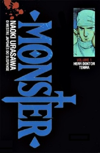 Download de Revista Monster 01 - Herr Doktor Tenma