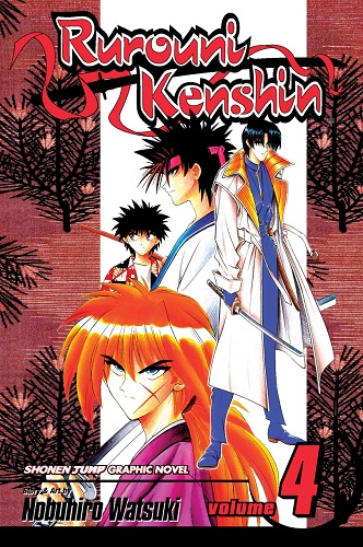 Download de Revista Rurouni Kenshin - 04
