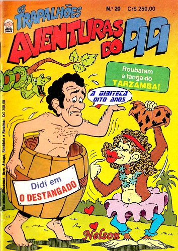 Download de Revista Aventuras do Didi (Bloch) - 20