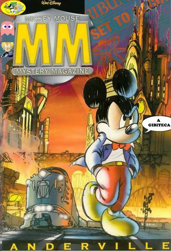 Download Mickey Mouse Mystery Magazine - 00 : Anderville