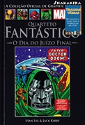 Download Marvel Salvat Clássicos - 05 : Quarteto Fantástico - O Dia do Juízo Final