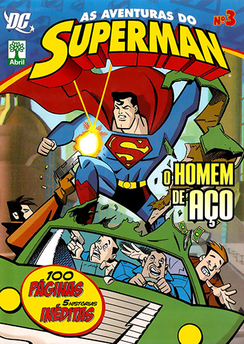 Download As Aventuras do Superman (Abril) - 03