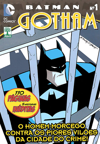 Download Batman Gotham (Abril) - 01