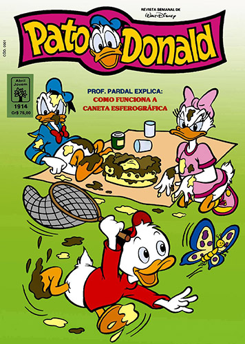 Download Pato Donald - 1914