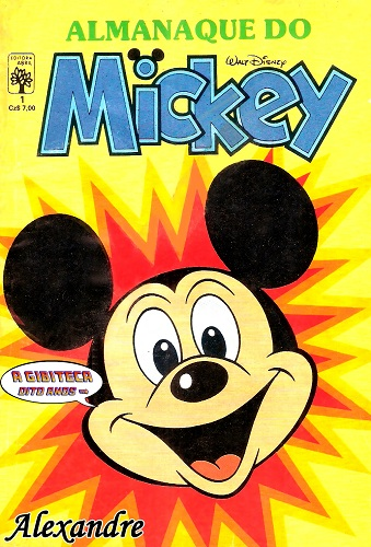 Download Almanaque do Mickey (série 1) - 01