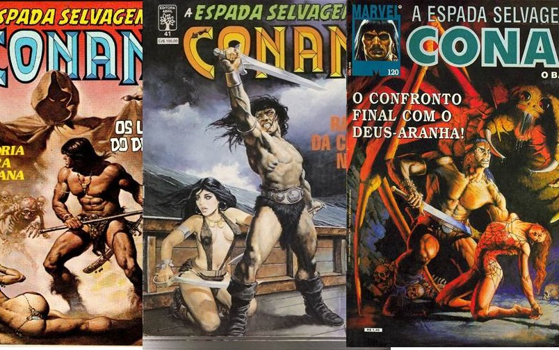 Download A Espada Selvagem de Conan
