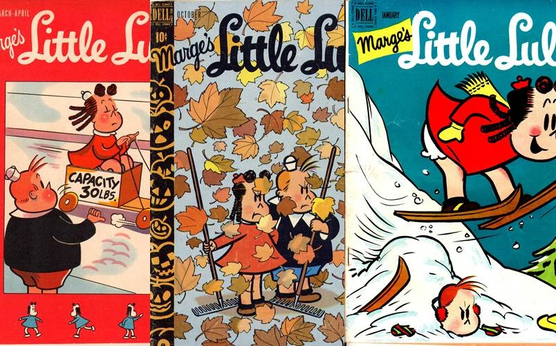 Download de Revistas  Little Lulu 001-100 [Inglês]