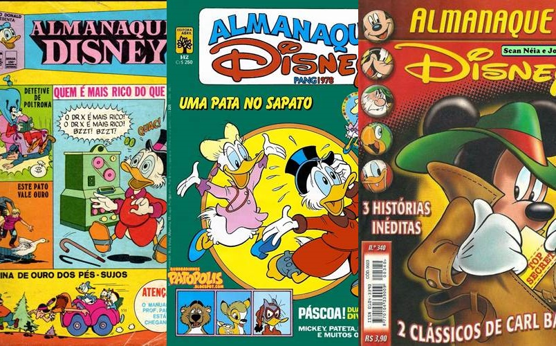 Download Almanaque Disney