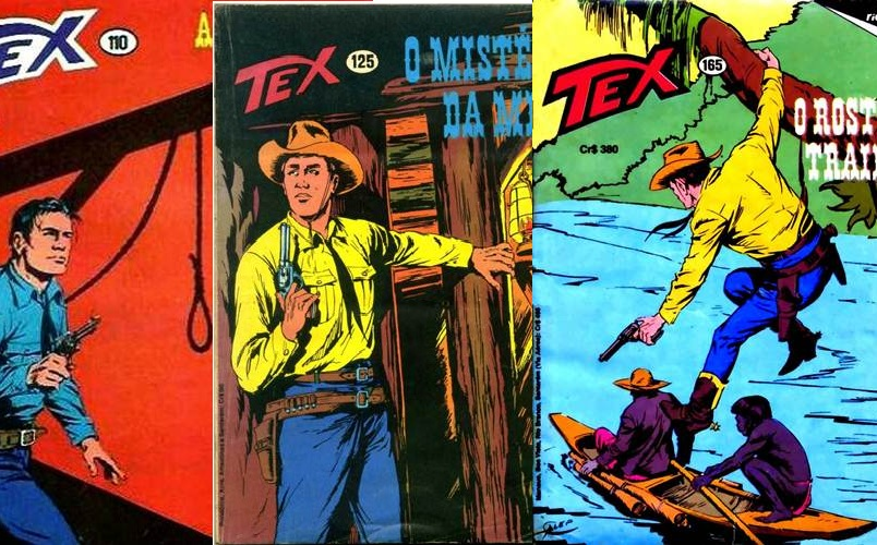 Download de Revistas  Tex Números 101 a 200