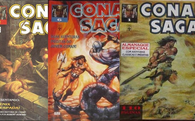 Download Conan Saga