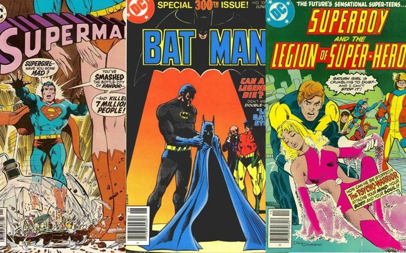 Download DC Comics : 1976 - 1980 [Inglês]