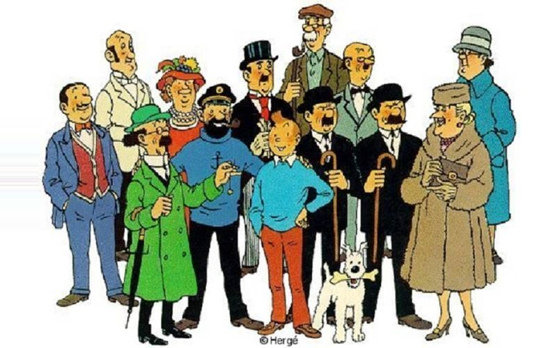 Download As Aventuras de Tintin