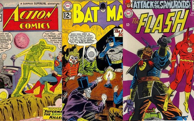 Download DC Comics : 1961 - 1970 [Inglês]