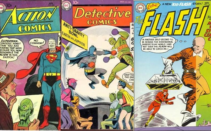 Download DC Comics : 1956 - 1960 [Inglês]