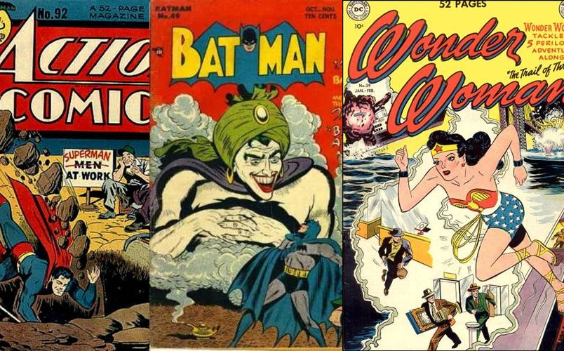 Download DC Comics : 1946 - 1950 [Inglês]