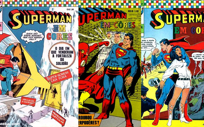 Download de Revista Superman (Especial em Cores)