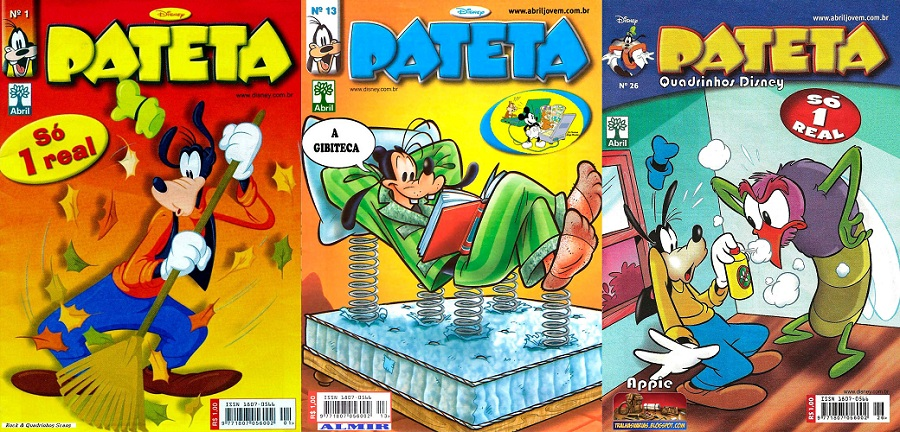 Download Pateta (2° Série)