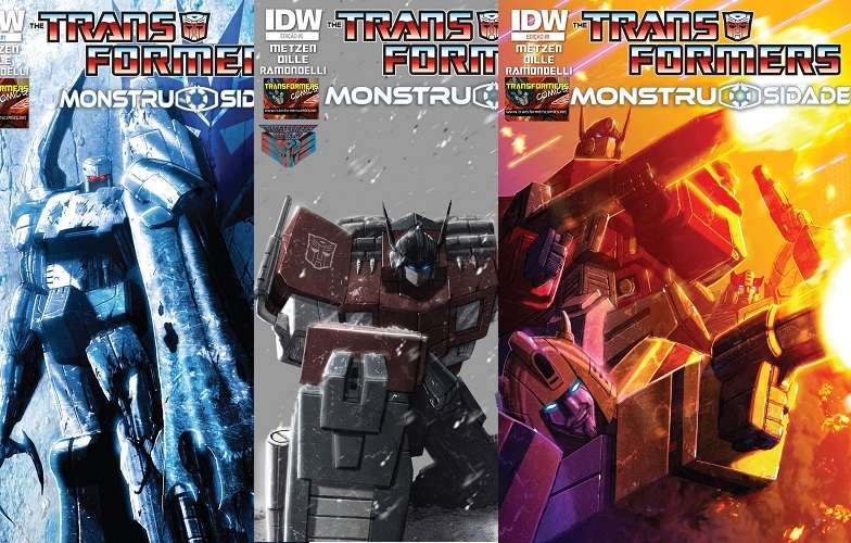 Download Transformers : Monstruosidade